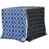 Romeo & Juliet Dog Crate Cover - Rocco's Pets  - Crate Cover  - Molly Mutt  - 3