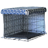 Romeo & Juliet Dog Crate Cover - Rocco's Pets  - Crate Cover  - Molly Mutt  - 4