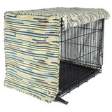 "Dog Crate Cover ""I dont like Mondays"" - Rocco's Pets  - Crate Cover - Molly Mutt  - 2"