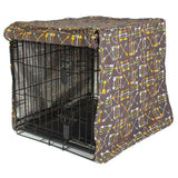 "Dog Crate Cover ""Lion's Roar"" - Rocco's Pets  - Crate Cover - Molly Mutt Small (24"" x 21"" x 18"") - 1"