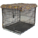 "Dog Crate Cover ""Lion's Roar"" - Rocco's Pets  - Crate Cover - Molly Mutt  - 3"