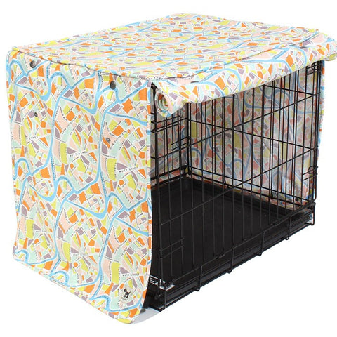 Crossroads Pet Kennel Crate Cover - Rocco's Pets  - Crate Cover - Molly Mutt  - 1