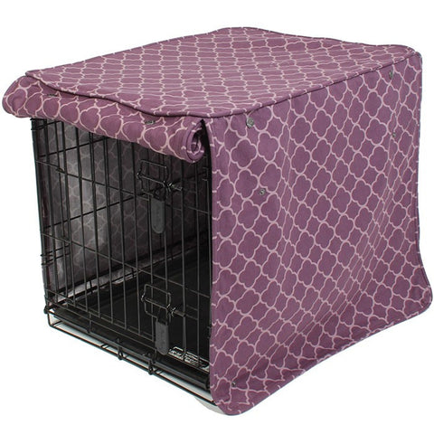 Royals Dog Crate Cover - Rocco's Pets  - Crate Cover - Molly Mutt  - 1