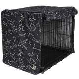 Molly Mutt Rocketman Dog Crate Cover