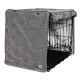 Molly Mutt Rough Gem Dog Crate & Kennel Cover