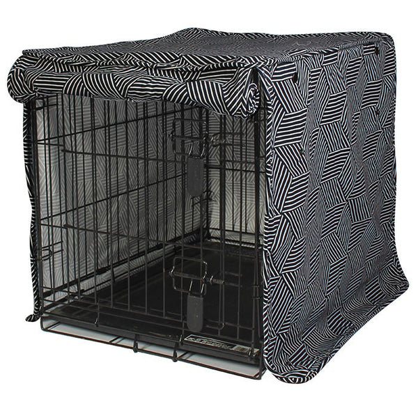 Rough Gem Dog Crate & Kennel Cover