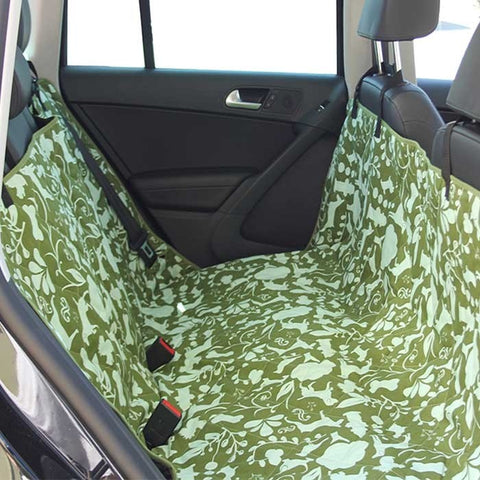 "Molly Mutt ""Amarillo by Morning"" Multi-use Hammock Cargo & Car Seat Cover"