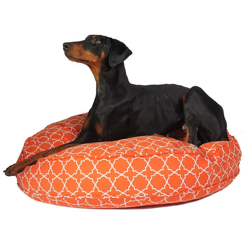 The Boxer Round Dog Bed Duvet