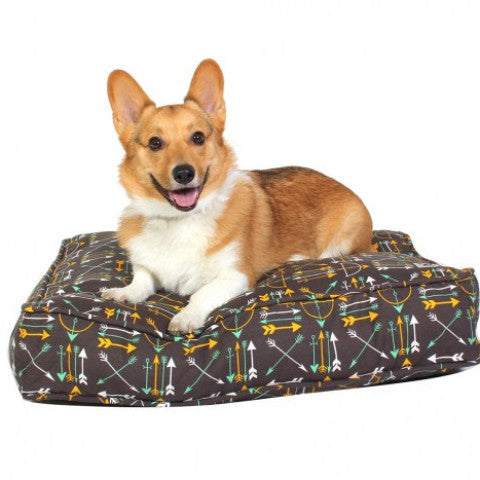 "Lion's Roar Dog Bed Duvet - Rocco's Pets  - Dog Bed - Molly Mutt Medium/Lge (27""x36""x5"") - 1"