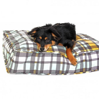 Northwestern Girls Dog Bed Duvet - Rocco's Pets  - Dog Bed - Molly Mutt  - 1