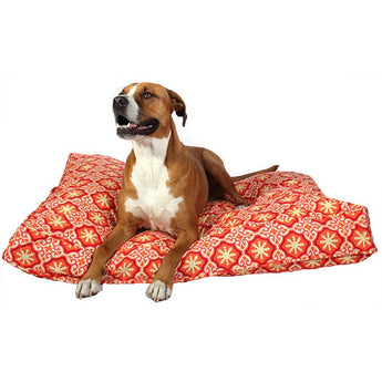 "Papillion Dog Bed Duvet - Rocco's Pets  - Dog Bed - Molly Mutt Medium/Lge (27""x36""x5"") - 3"