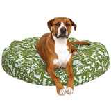 Molly Mutt Amarillo by Morning Round Dog Bed Duvet