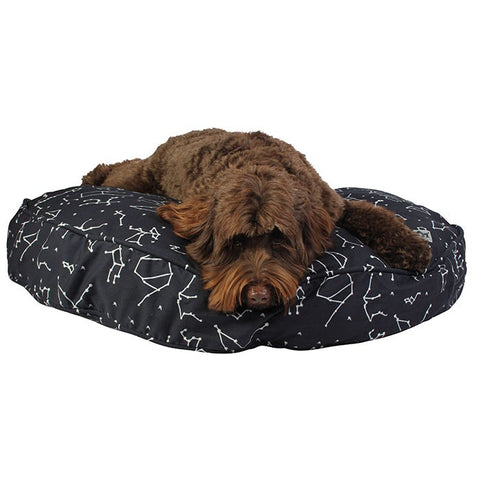 Rocketman Round Dog Bed Duvet
