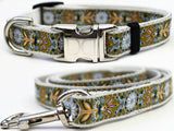 Downtown Dolly Adjustable Nylon Dog Collar