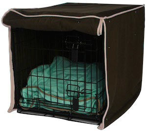 Landslide Dog Crate Cover - Rocco's Pets  - Crate Cover  - Molly Mutt  - 1
