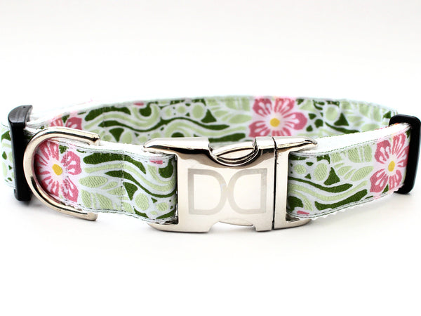 Maui Adjustable Nylon Dog Collar - Rocco's Pets  - Collars - Diva Dog
