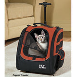 I-GO2 Traveler - 5 in 1 Pet Carrier - Rocco's Pets  - Carriers - Pet Gear Copper / I-GO2 Traveler - 1