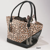 Pet Tote Bag Carrier R&R for Cats - Rocco's Pets  - Carriers - Pet Gear Jaguar - 1