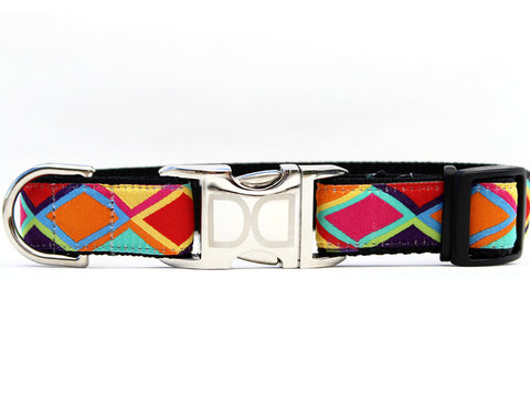 Tanzania Adjustable Nylon Dog Collar