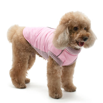 Dogo Pet Runner Coat Warm Insulated Pink