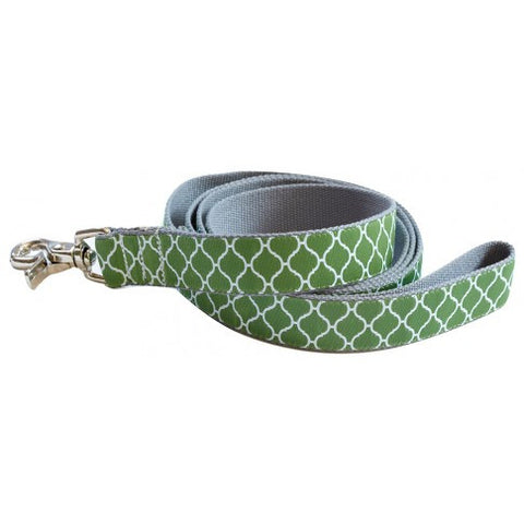 "Bamboo Lead ""Secret Garden"" - Rocco's Pets  - Leashes - Molly Mutt"