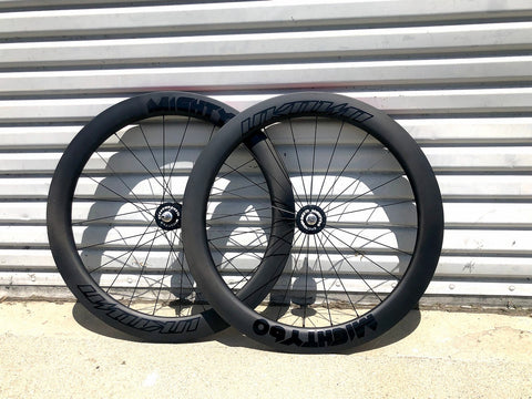 The Mighty 60 Carbon Wheelset