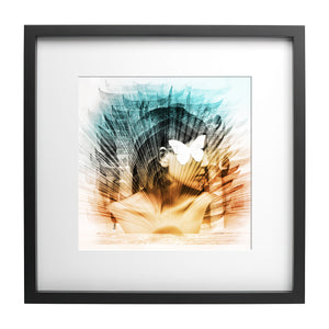 Book of Life - Ready Framed Print