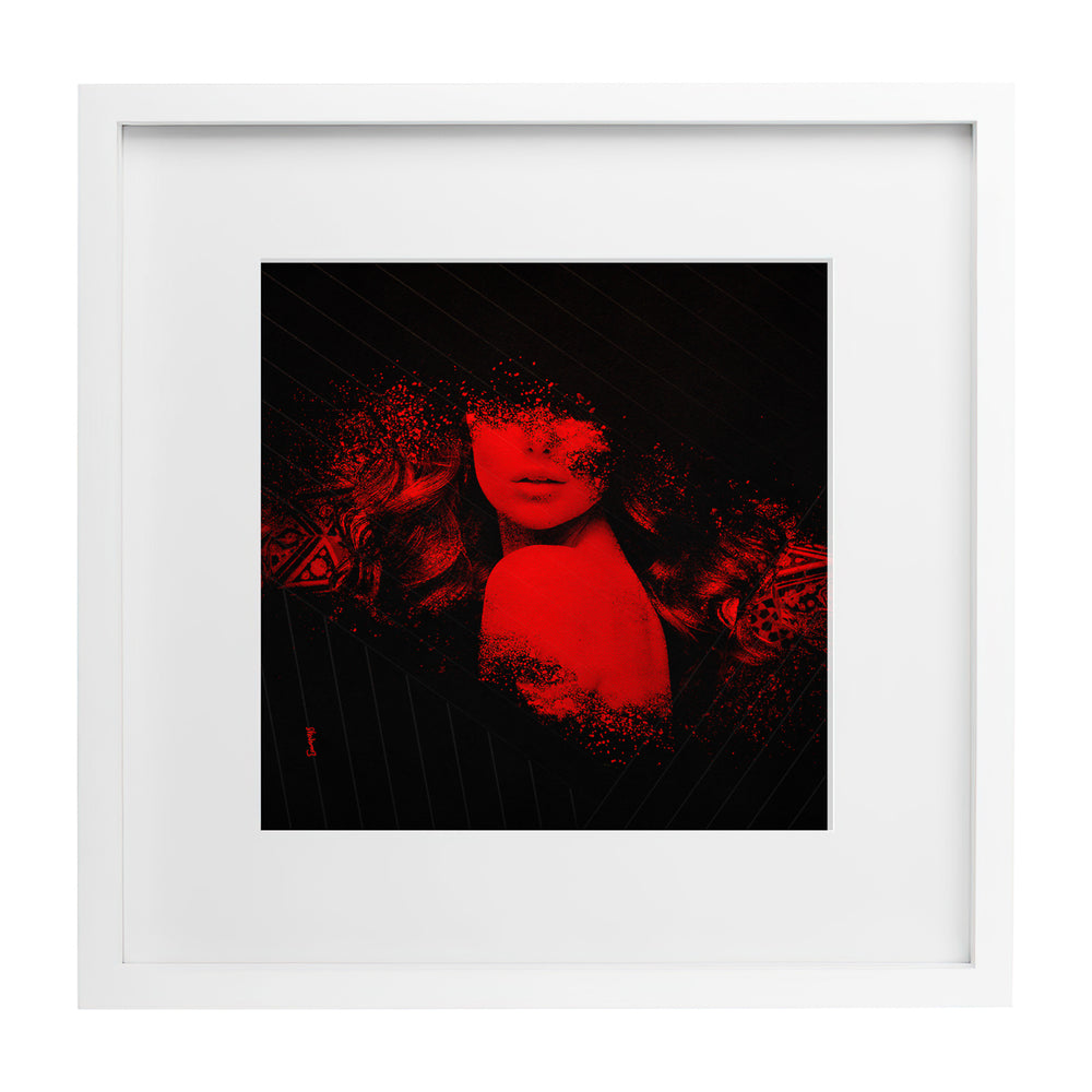 Desolation - Ready Framed Print