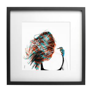 Load image into Gallery viewer, Dream - Ready Framed Print
