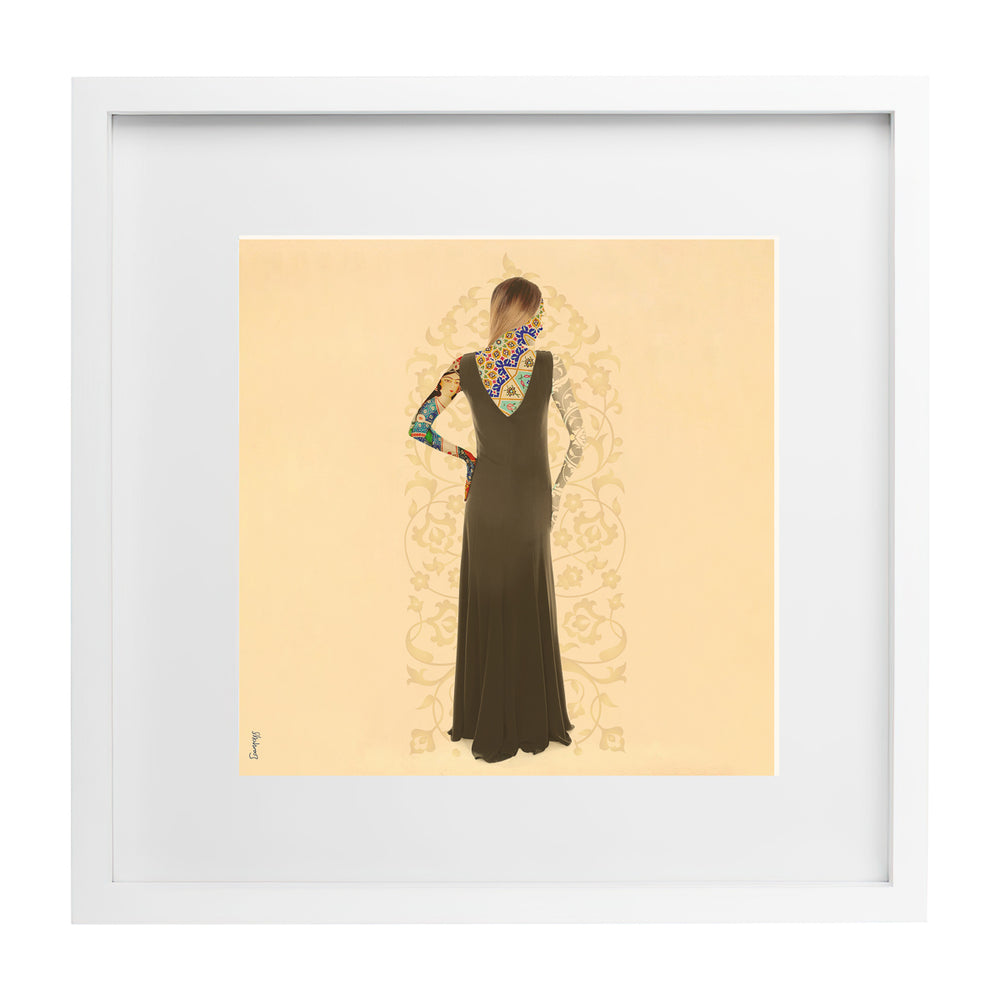Hafez - Ready Framed Print