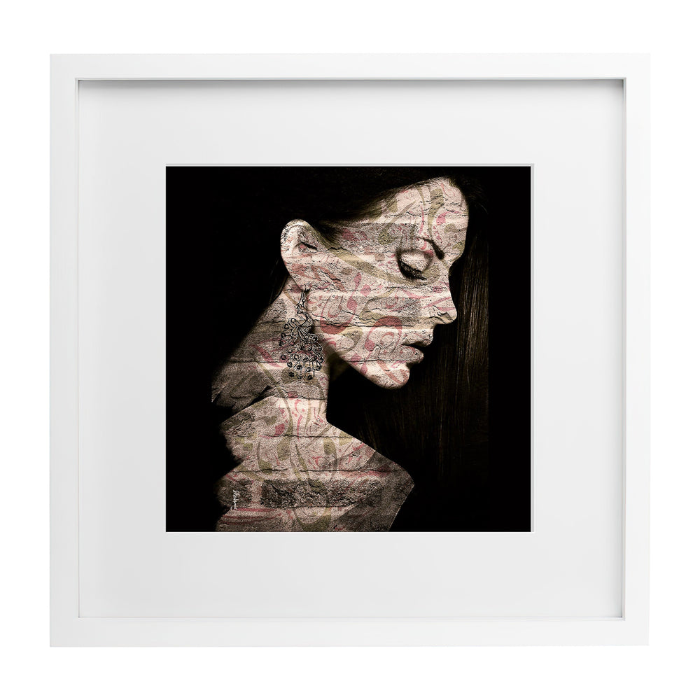 Nightly Whispers - Ready Framed Print