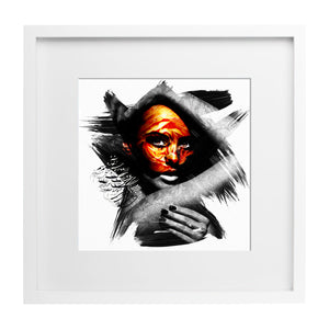 Load image into Gallery viewer, Your Eyes - Ready Framed Print