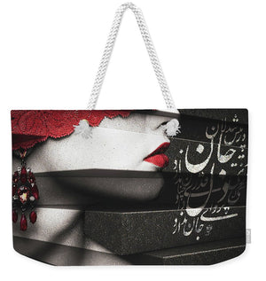 Load image into Gallery viewer, Bidelan - Weekender Tote Bag
