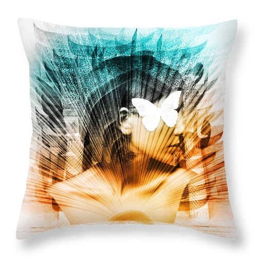 Book of lIfe - Throw Pillow
