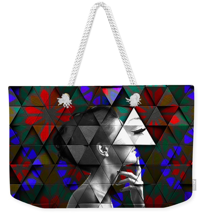 Eye Lashes - Weekender Tote Bag