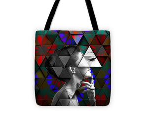 Eye Lashes - Tote Bag