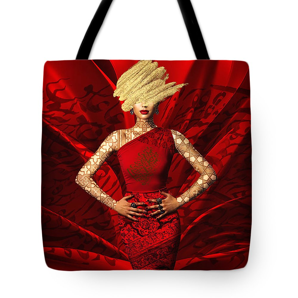 Fall in love - Tote Bag