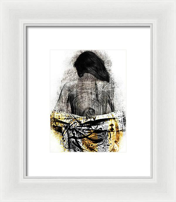 Load image into Gallery viewer, How Far - Framed Print