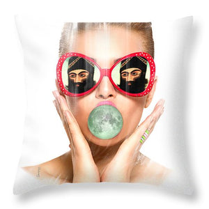 Just for fun - Throw Pillow
