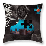 Incomlete - Throw Pillow