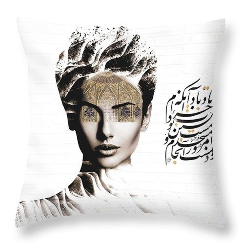 Memory - Throw Pillow