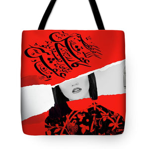 Mind and Love - Tote Bag