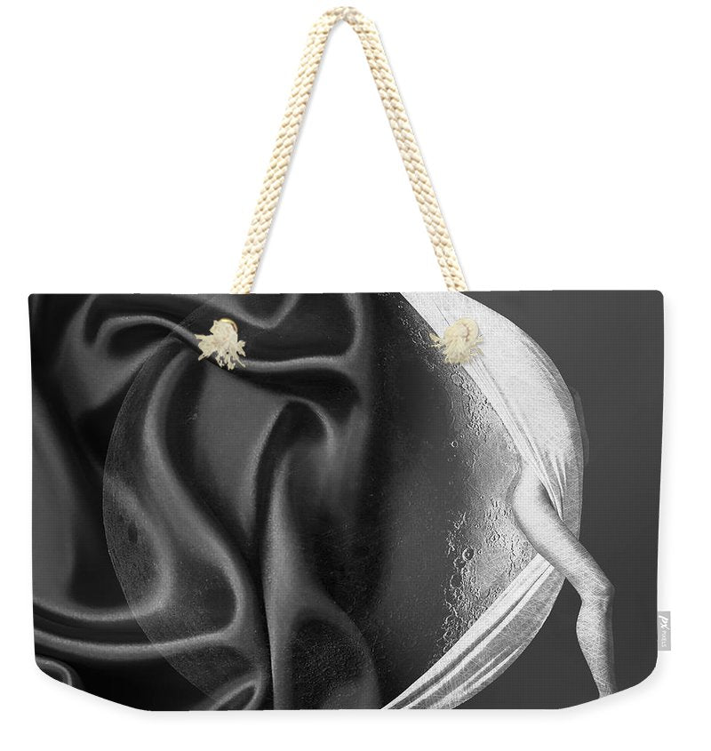 Load image into Gallery viewer, Moon Crescent - Weekender Tote Bag