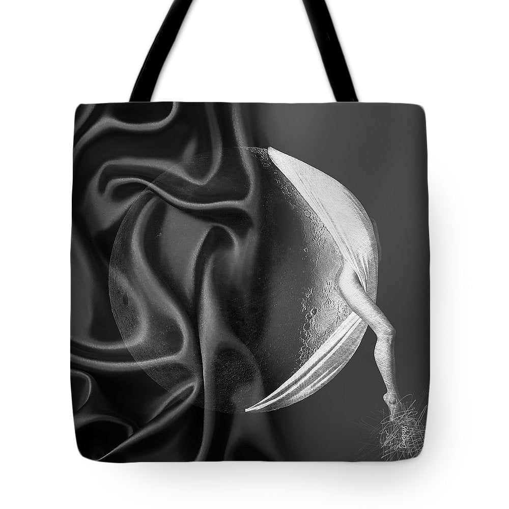 Moon Crescent - Tote Bag