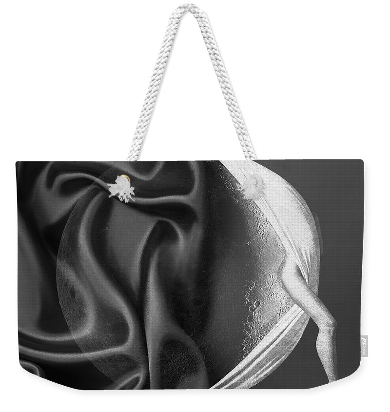Moon Crescent - Weekender Tote Bag