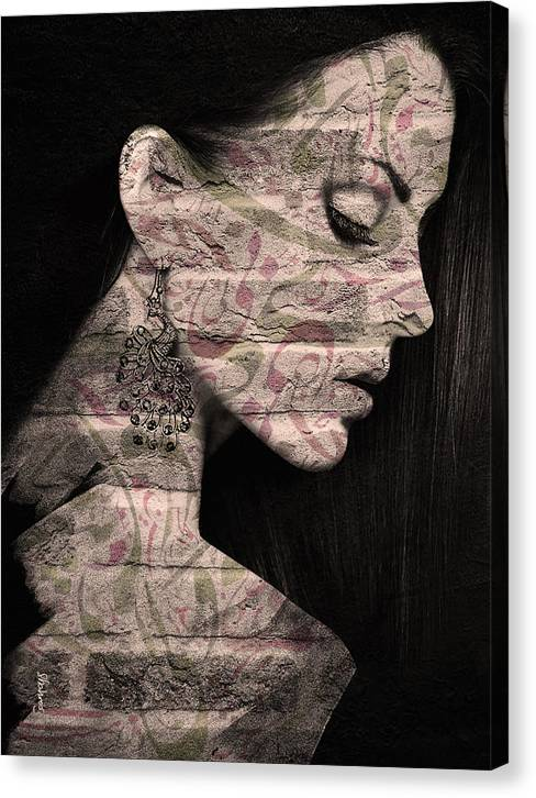 Nightly Whispers - Canvas Print