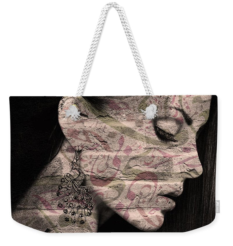 Load image into Gallery viewer, Nightly Whispers - Weekender Tote Bag