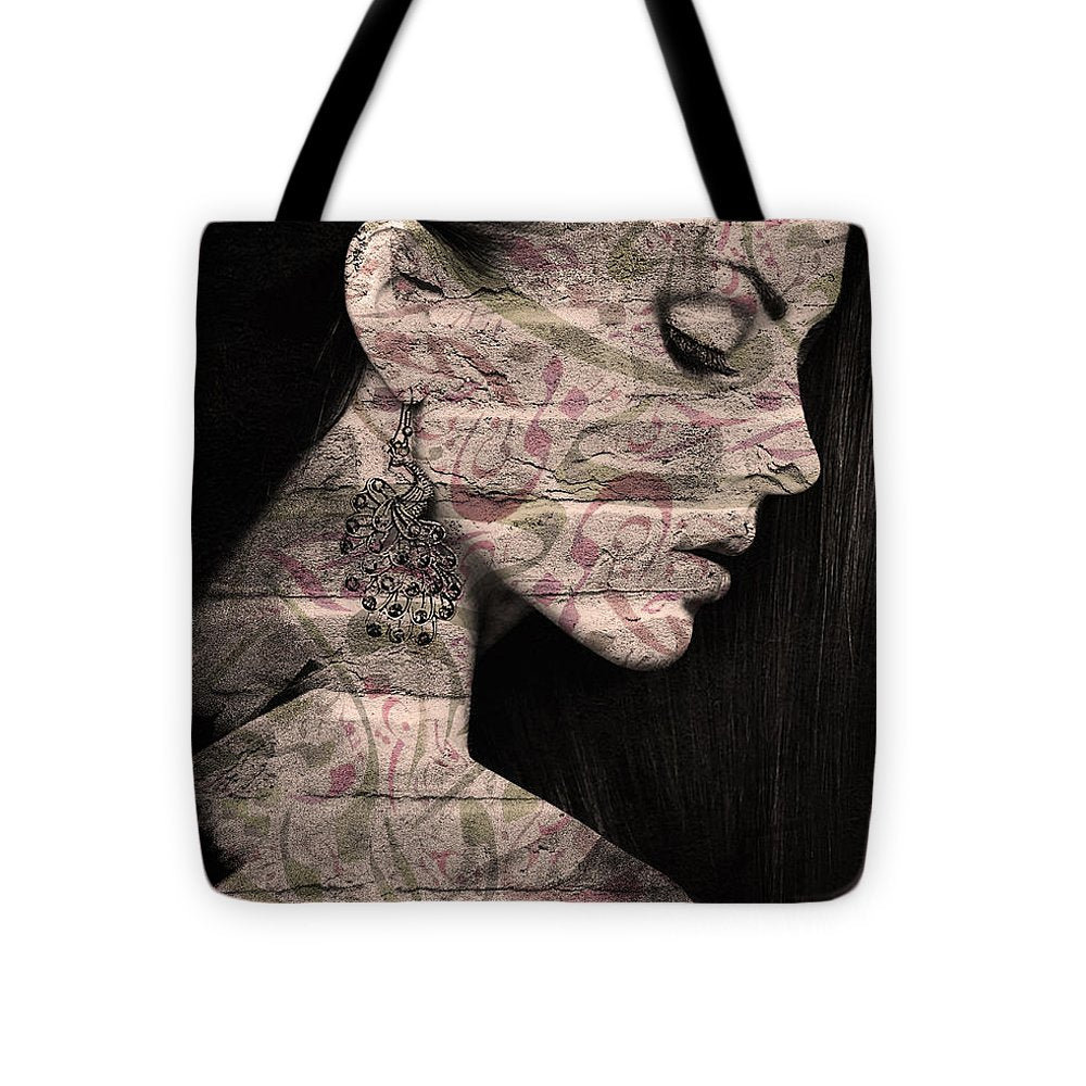 Nightly Whispers - Tote Bag