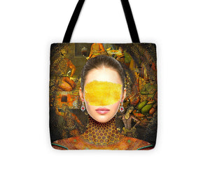 Painting a Dream - Tote Bag