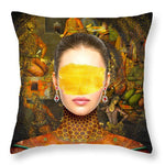Painting a Dream - Throw Pillow